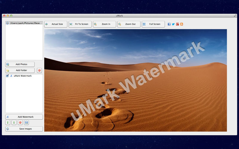 5 Apps to Batch Watermark Photos on Mac – PhotoMarksApp com
