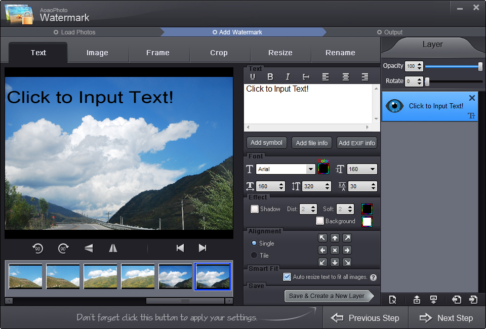 10 Apps to Watermark Photos on Windows