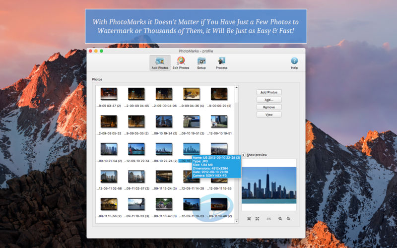 5 Apps to Batch Watermark Photos on Mac
