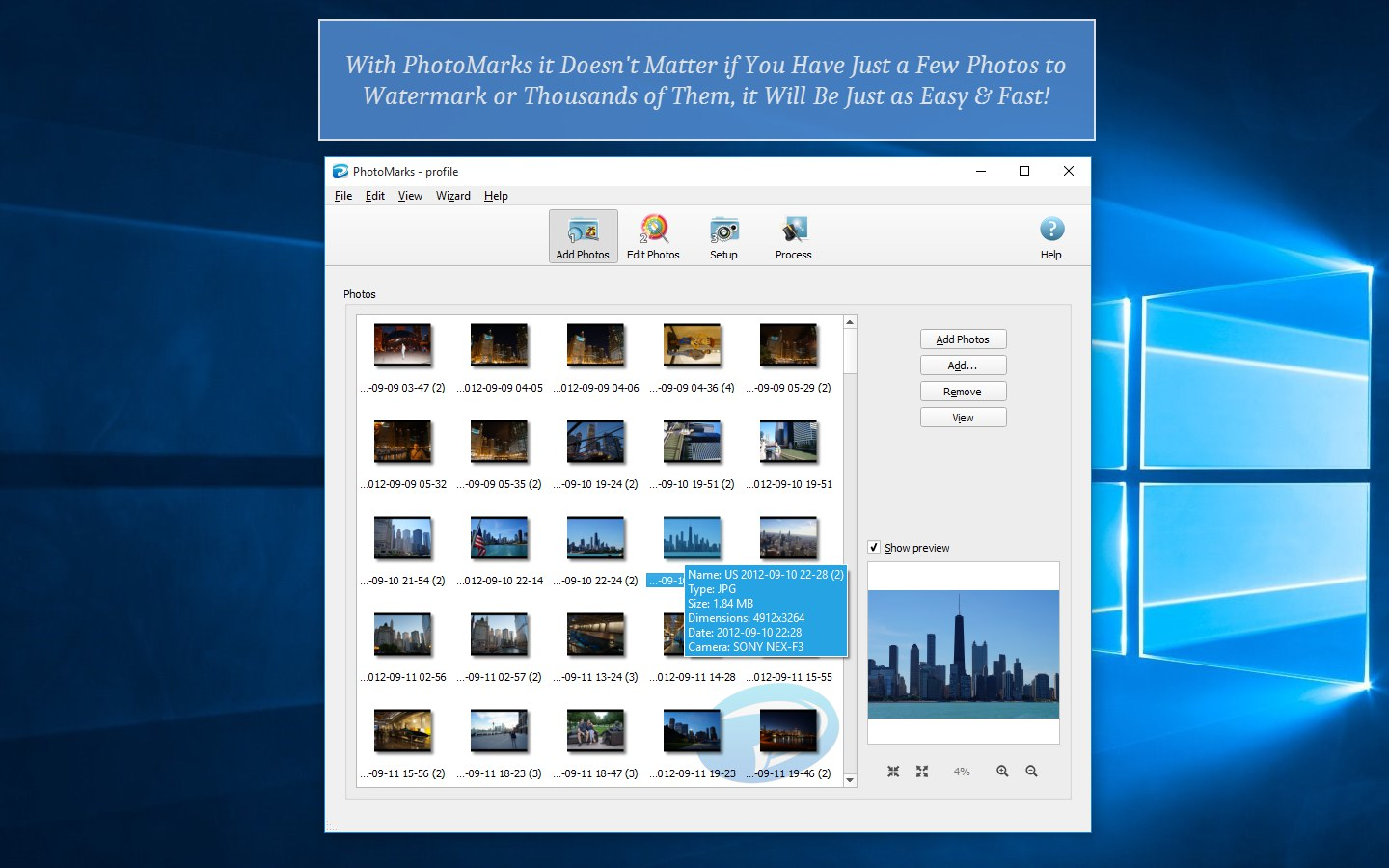 Top 10 Apps to Protect Photos on Windows