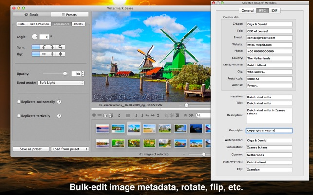 Best Apps to Copyright Photos on Mac