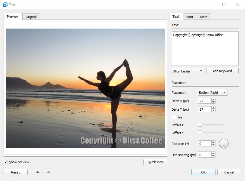 How to Add a Copyright Notice to Photos
